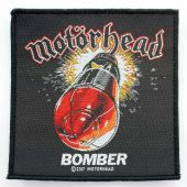 Motorhead - 'Bomber' Woven Patch